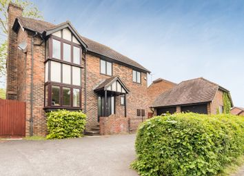 Thumbnail 4 bed detached house for sale in Normandy Way, Fordingbridge, Hampshire