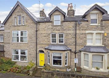 Thumbnail 4 bed terraced house for sale in Valley Road, Harrogate, North Yorkshire