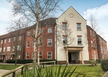 Thumbnail 2 bed flat for sale in Larchmont Road, Leicester