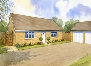 Thumbnail 3 bed detached bungalow for sale in Alvescot Road, Carterton