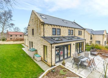 Thumbnail 5 bed detached house for sale in Copgrove Road, Burton Leonard, Harrogate, North Yorkshire