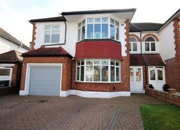 Thumbnail 6 bedroom semi-detached house for sale in Sussex Way, Cockfosters