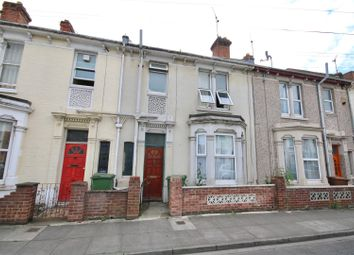 Thumbnail 5 bedroom terraced house for sale in Sheffield Road, Portsmouth