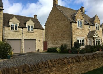 Thumbnail 4 bed detached house for sale in Near Short Piece, Fairford, Gloucestershire