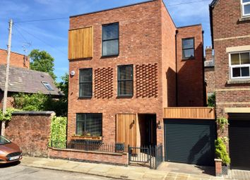 Thumbnail 5 bed detached house for sale in Osborne Street, Didsbury, Manchester
