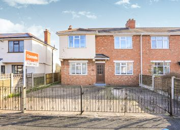 Thumbnail 3 bed end terrace house for sale in East Avenue, Wednesfield, Wolverhampton