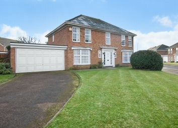 4 bed detached house for sale in Sturdy Close, Hythe CT21