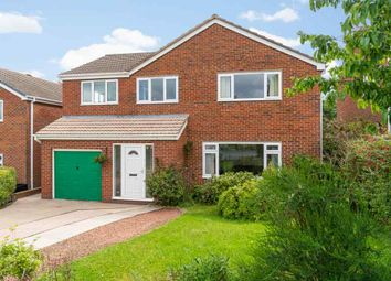 Thumbnail 5 bed detached house for sale in Eric Lock Road West, Bayston Hill, Shrewsbury