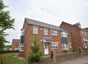 Thumbnail 2 bed flat to rent in Bower Court, Coxhoe, Durham