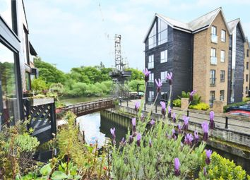 Thumbnail 3 bed terraced house for sale in Bridge Wharf Road, Isleworth