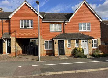 Thumbnail Terraced house for sale in Leonardslee Crescent, Newbury, Berkshire