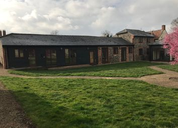 Thumbnail 3 bedroom barn conversion to rent in Church Lane, Snailwell, Newmarket