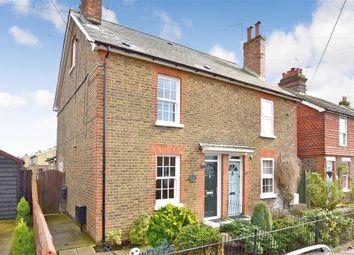 Thumbnail 3 bed cottage for sale in Orchard Road, East Peckham, Tonbridge, Kent