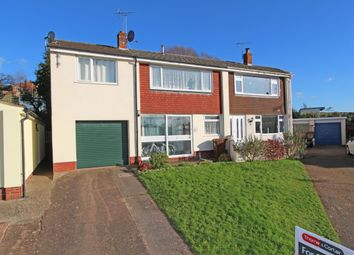 Thumbnail 4 bed semi-detached house for sale in Dukes Orchard, Bradninch