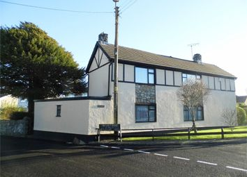 Thumbnail 4 bed detached house for sale in Treoes Road, Coychurch, Bridgend, Mid Glamorgan