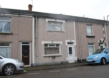 Thumbnail 3 bed terraced house for sale in Vincent Street, Swansea
