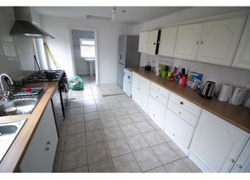 Thumbnail 8 bed terraced house to rent in Salisbury Road, Cathays, Cardiff
