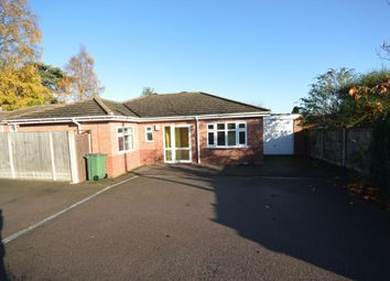 Thumbnail 2 bed bungalow to rent in Queens Drive, Enderby, Leicester