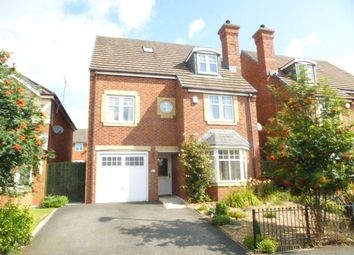Thumbnail 5 bedroom detached house to rent in Grosvenor Park, Crewe, Cheshire