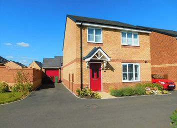 Thumbnail 4 bed detached house for sale in Paterson Drive, Marston Grange, Stafford