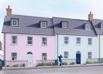 Thumbnail 4 bedroom terraced house for sale in Nansledan, Quintrell Road, Newquay, Cornwall
