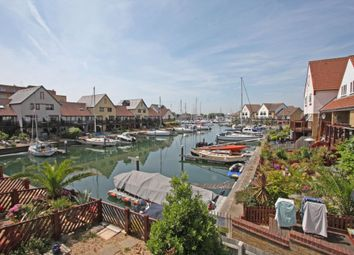 Thumbnail 3 bed end terrace house for sale in Mullion Close, Port Solent, Portsmouth