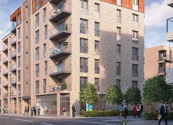 Thumbnail 2 bed flat for sale in Ashton Reach, London