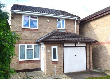 Thumbnail 3 bed detached house for sale in Whitacre, Peterborough