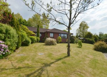 Thumbnail 4 bed bungalow for sale in Ennis Park, Polbeth, West Calder, West Lothian