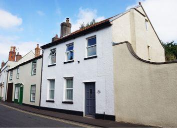 Thumbnail 3 bedroom end terrace house for sale in West Street, Axbridge