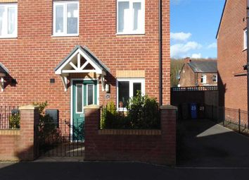 Thumbnail 3 bed semi-detached house to rent in Hexagon Close, Manchester