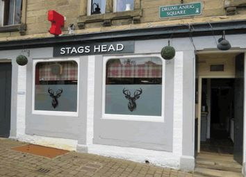 Thumbnail Terraced house for sale in The Stags Head, Drumlanrig Square, Hawick TD90As
