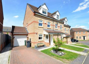 Thumbnail 3 bed town house for sale in Elmwood Way, Barnsley