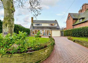 Thumbnail 4 bed detached house for sale in Station Road, Great Wyrley, Walsall, Staffordshire