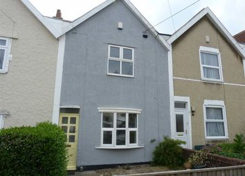 Thumbnail 3 bed terraced house for sale in Bellevue Park, Brislington, Bristol