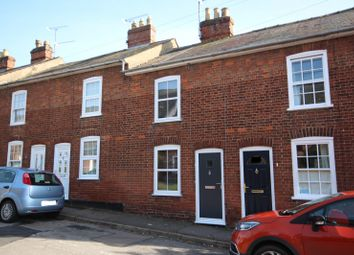 Thumbnail 2 bed terraced house to rent in Mill Road, Bury St. Edmunds