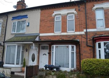 Thumbnail 3 bedroom terraced house for sale in Emily Road, Yardley, Birmingham