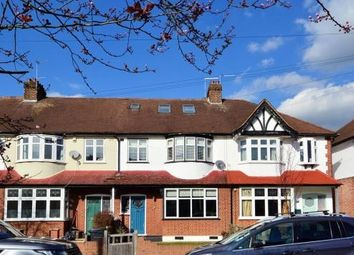 Thumbnail 4 bed terraced house to rent in Midmoor Road, London