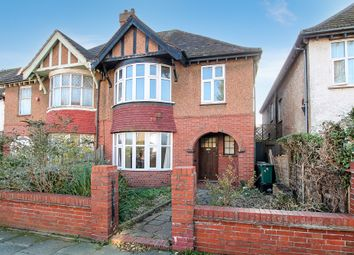 4 bed semi-detached house for sale in Lawrence Road, Hove BN3