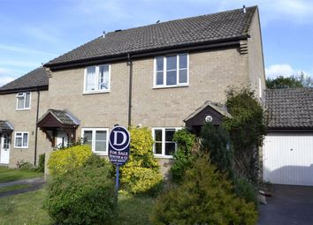 Thumbnail 2 bedroom semi-detached house to rent in Braunfels Walk, Newbury