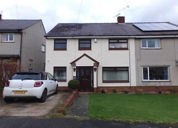 Thumbnail 4 bed semi-detached house for sale in St. Marys Drive, Northop Hall, Mold, Flintshire