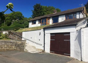 Thumbnail 3 bed detached bungalow for sale in Church Road, Llanstadwell, Milford Haven