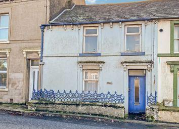 Thumbnail 3 bed terraced house for sale in 58 Main Road, High Harrington, Workington, Cumbria