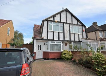 Thumbnail 2 bed semi-detached house for sale in Oakington Avenue, Hayes