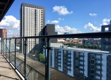 Thumbnail 1 bed flat to rent in The Riverside, Lowry Wharf, Derwent Street, Salford