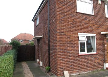 Thumbnail 1 bed flat to rent in Marshfield Avenue, Crewe
