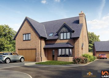 Thumbnail 5 bed detached house for sale in Plot 9, Pear Tree Croft, Norton-In-Hales, Market Drayton