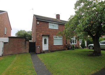 Thumbnail 2 bed semi-detached house for sale in Knowles House Avenue, Eccleston, St. Helens