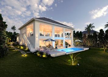 Thumbnail 4 bedroom villa for sale in Villa Fushcia, Westmoreland Hills, Barbados
