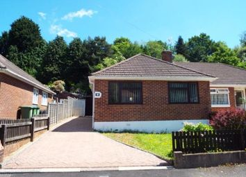 Thumbnail 2 bed bungalow for sale in Dale Valley Gardens, Southampton